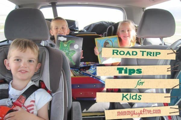 road trip trips for kids