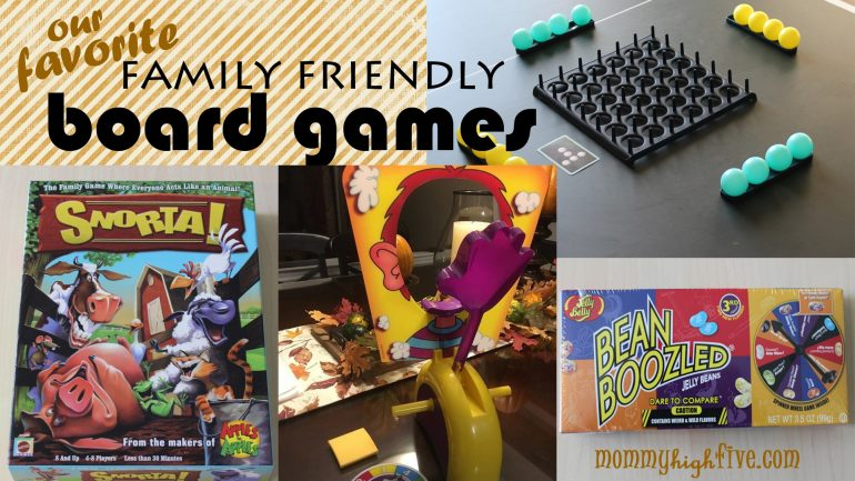 Best Family Party Board Games