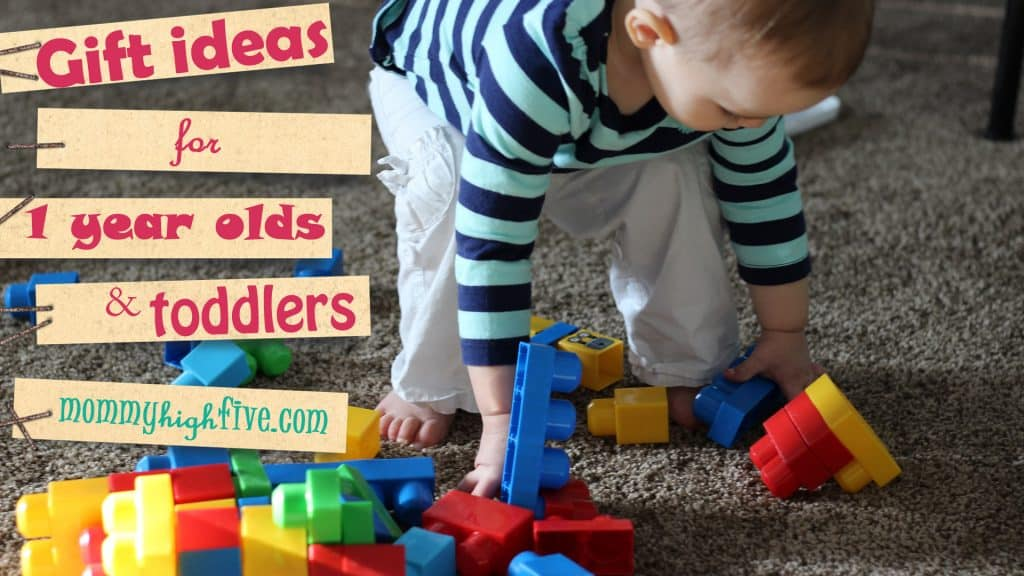 5 Great Toddler Gift Ideas