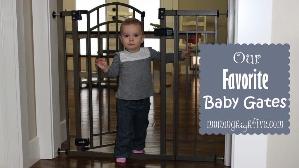 5 Good Baby Gates for Hallways and Stairs