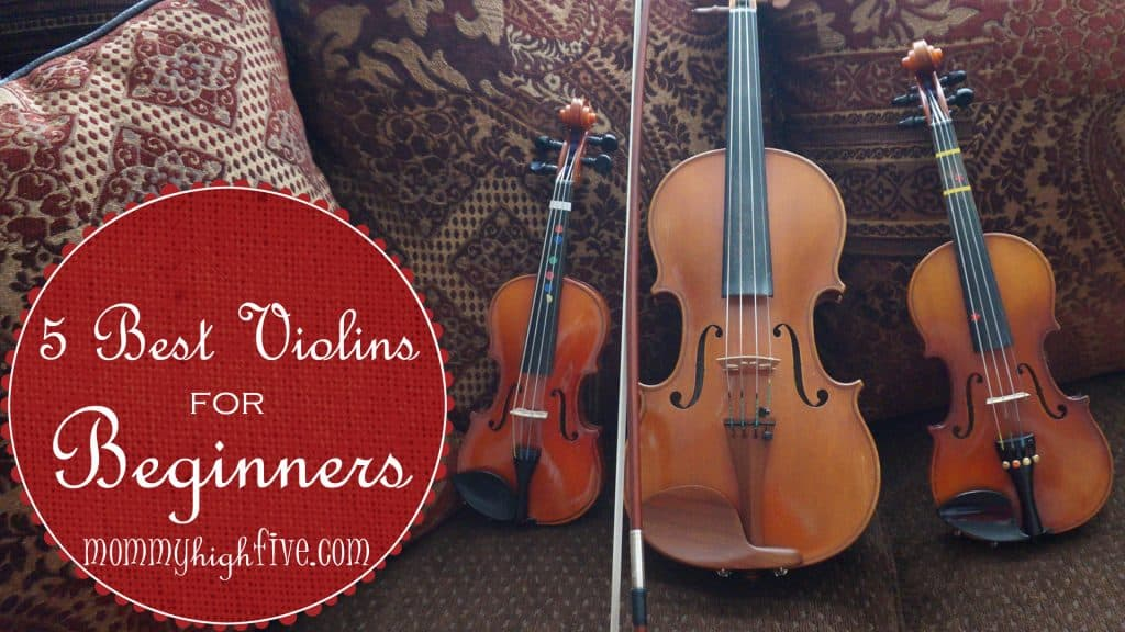Top 5 Beginner Violins