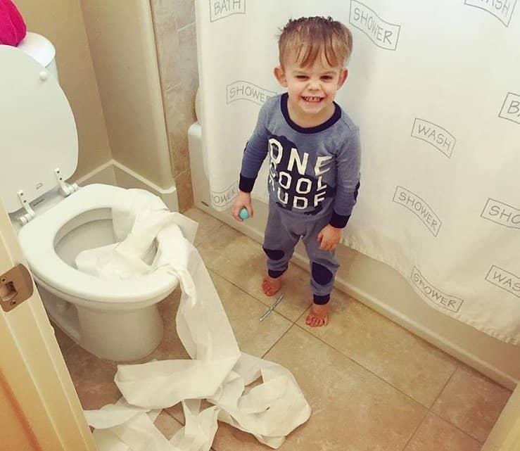 Disciplining Your Toddler