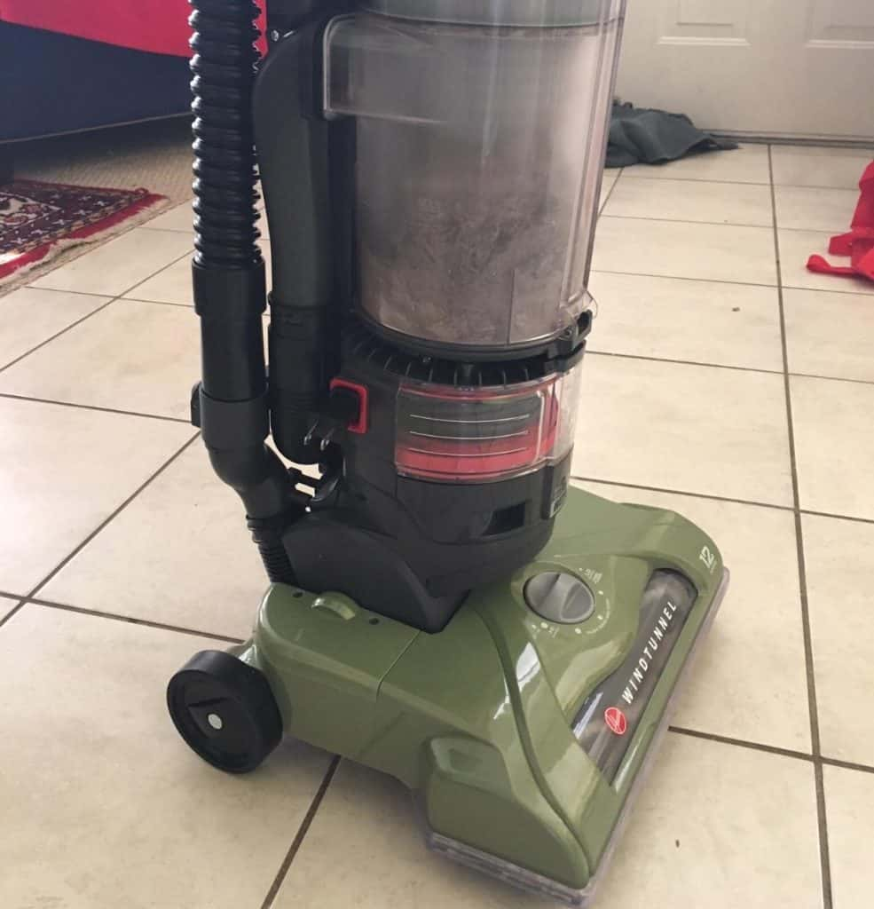 Hoover Wind Tunnel Rewind Vacuum