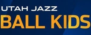 Utah Jazz Ball Kids