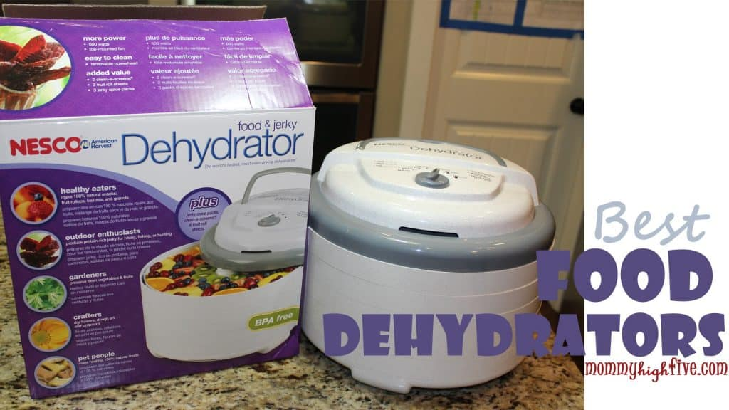 5 Best Budget Food Dehydrators 2017