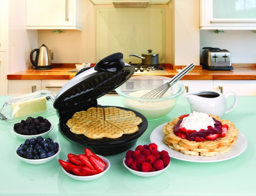 5 Best Budget Waffle Makers and Irons of 2017 All Under $50