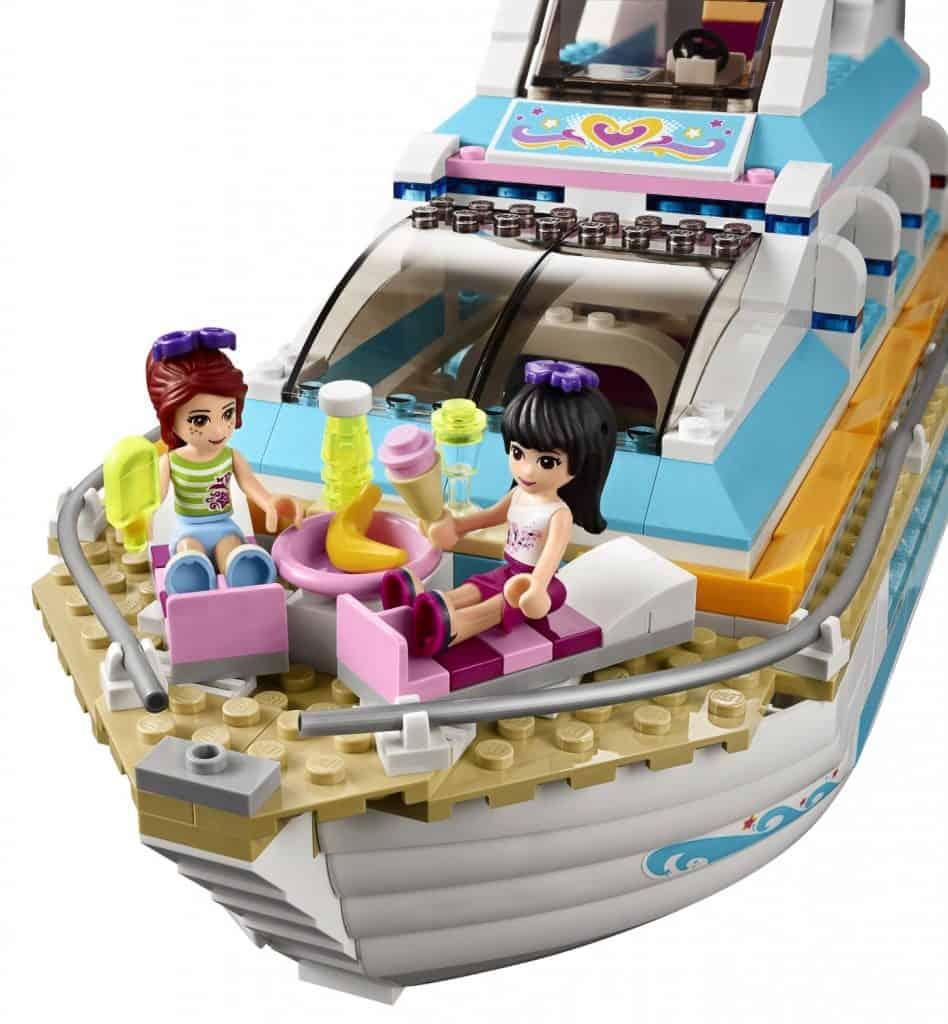 Lego Friends Dolphin set
