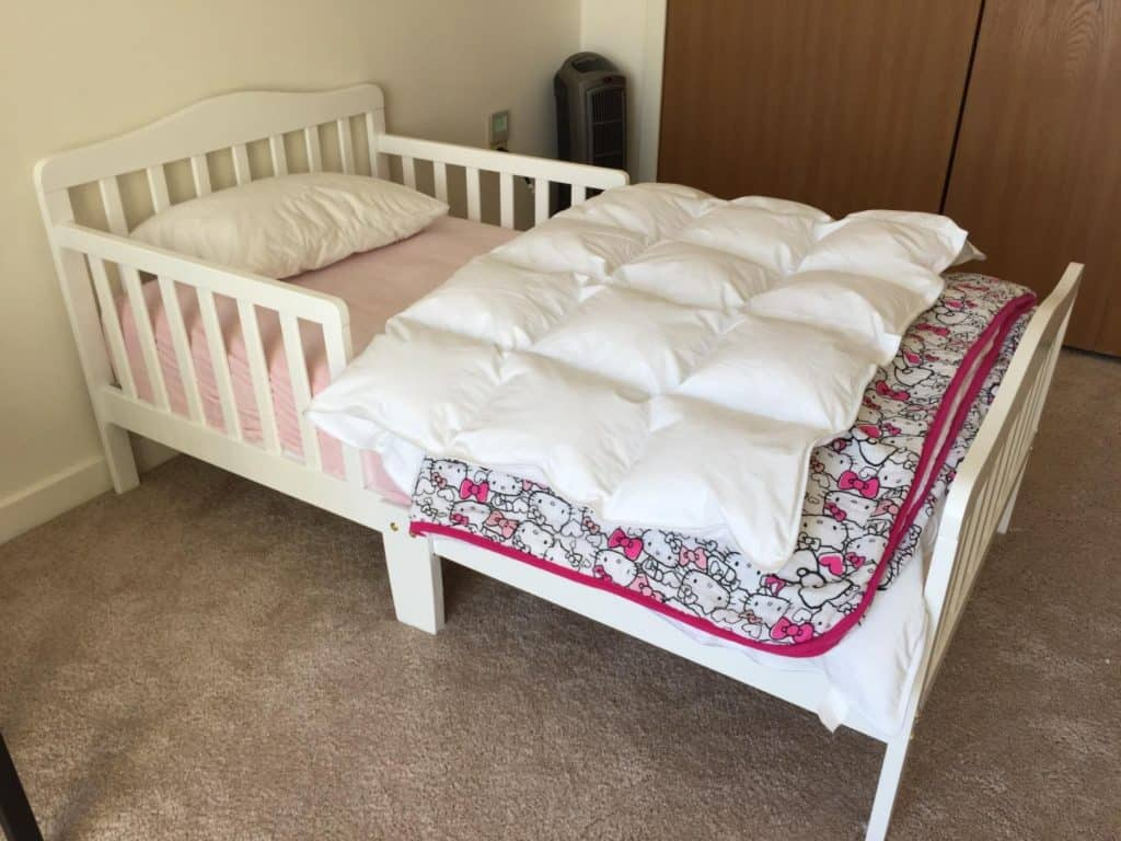 4 Best Budget Toddler Beds With Rails 2018