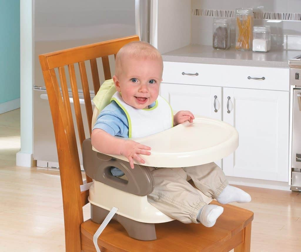 Summer Infant Deluxe Portable high Chair