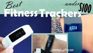 The 4 Best Fitness Trackers Under $100 in 2017