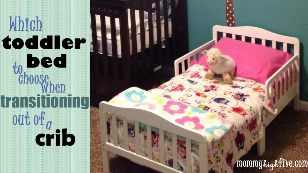 4 Good Toddler Beds for Transitioning Out of a Crib