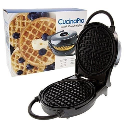 Waffle Iron Cucina Pro Non Stick