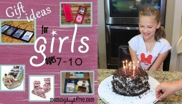 5 Good Gift Ideas for Girls Age 7 – 10