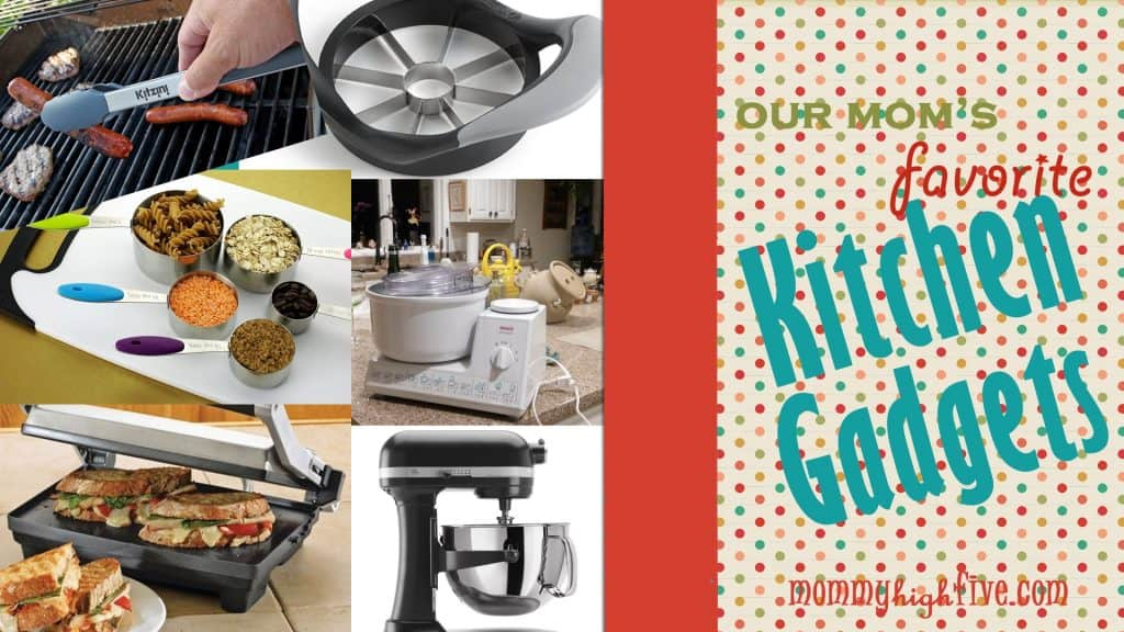 Our Moms' Must-Have Kitchen Gadgets