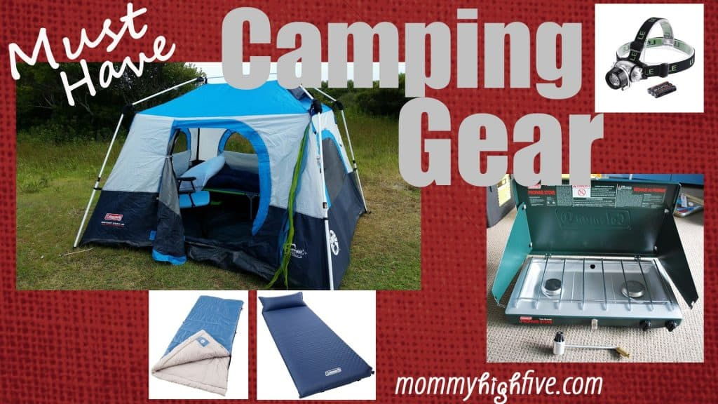 The Best Bud Camp Gear for Summer and Winter Camping With Kids 2017