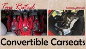 5 Good Value Convertible Car Seats