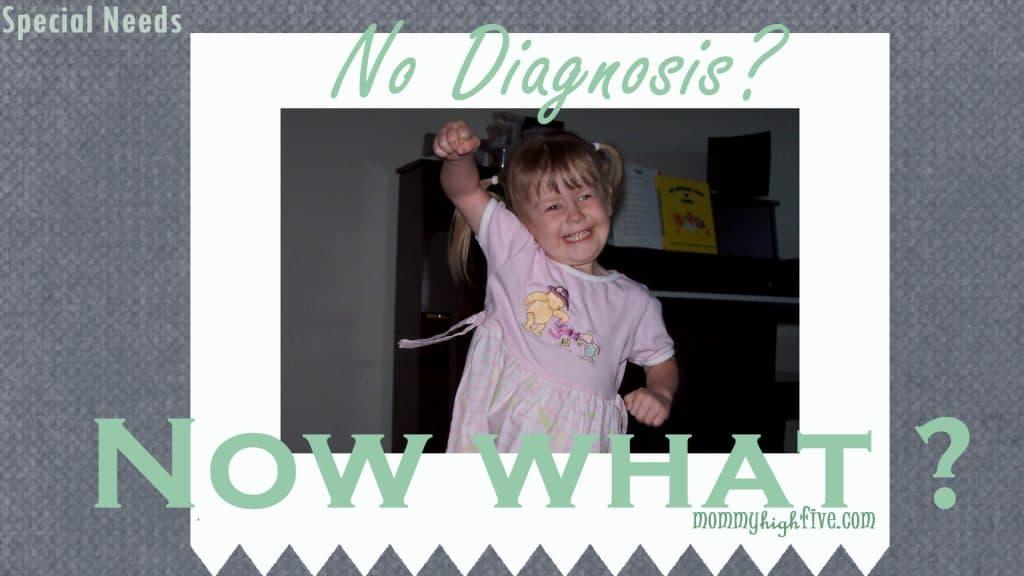 lack of diagnosis copy