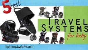 Best Stroller Travel System Car Seat Combos 2018