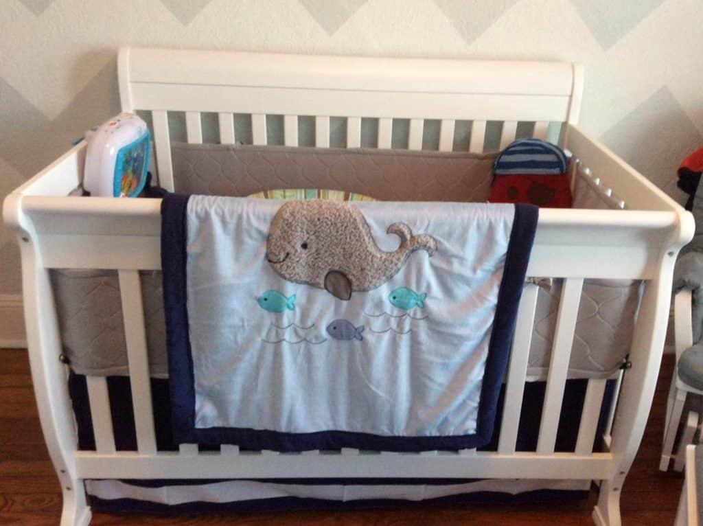 Davinci Kalani Convertible Crib White