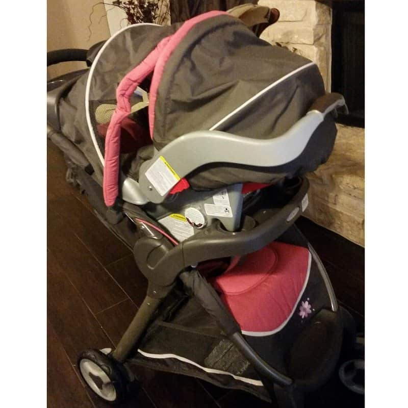 Travel systems consist of a stroller and infant car seat combination. Order from us now!
