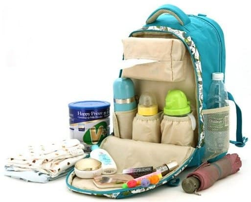 Mariego Travel Diaper Backpack Bag