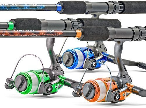 South Bend Fishing Gear Combo