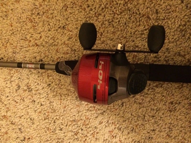 Zebco 404 Kid's Fishing Pole