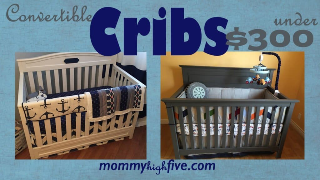 Top Convertible Cribs under $200