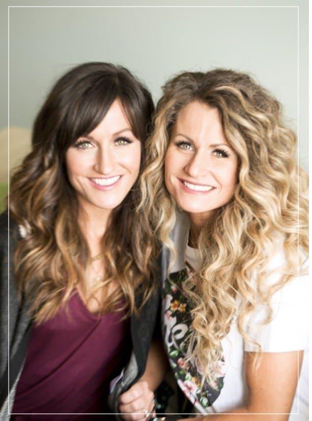 Kass Martin and Sister