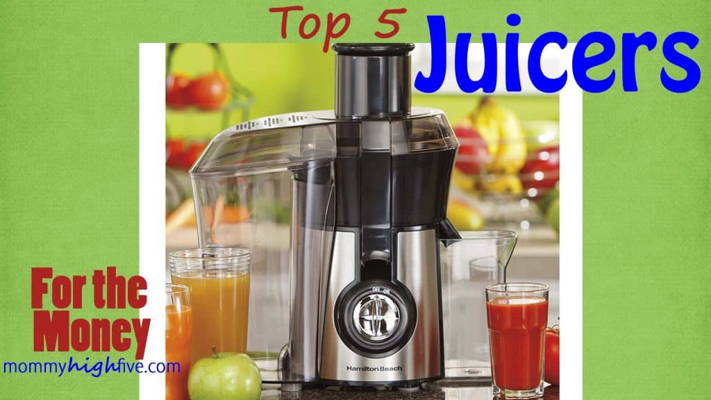 The Top 5 Juicers Under $200, $100, $50