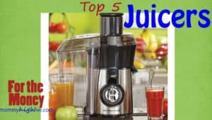 Best Juicers for The Money – Under $200, $100, $50