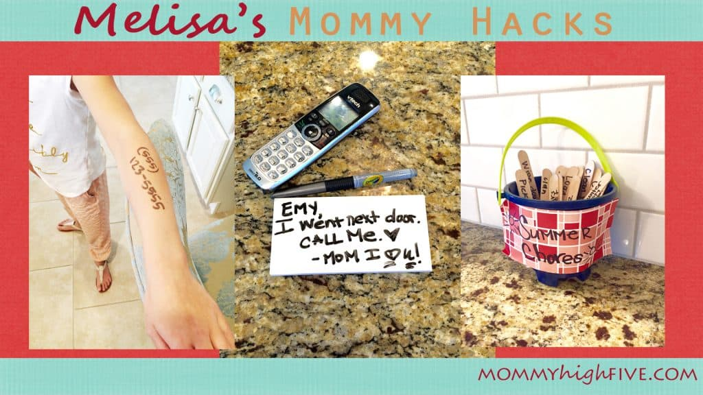 mommy hacks