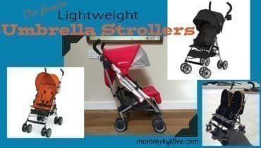 5 Good Budget Lightweight Umbrella Strollers 2017