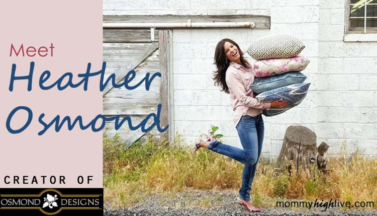 Heather Osmond of Osmond Designs