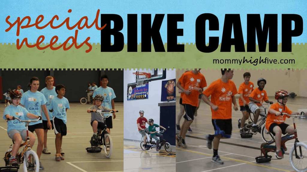 Special Needs Bike Camp