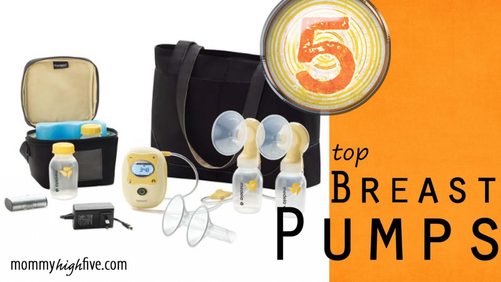 The 5 Best Breast Pumps for Moms 2017