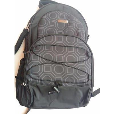 Evecase Lightweight Waterproof Diaper Backpack