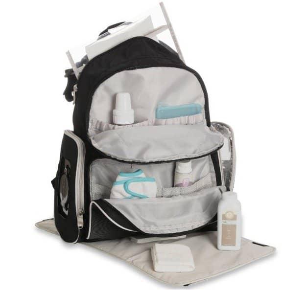 Graco Gotham Smart Organizer Diaper Backpack