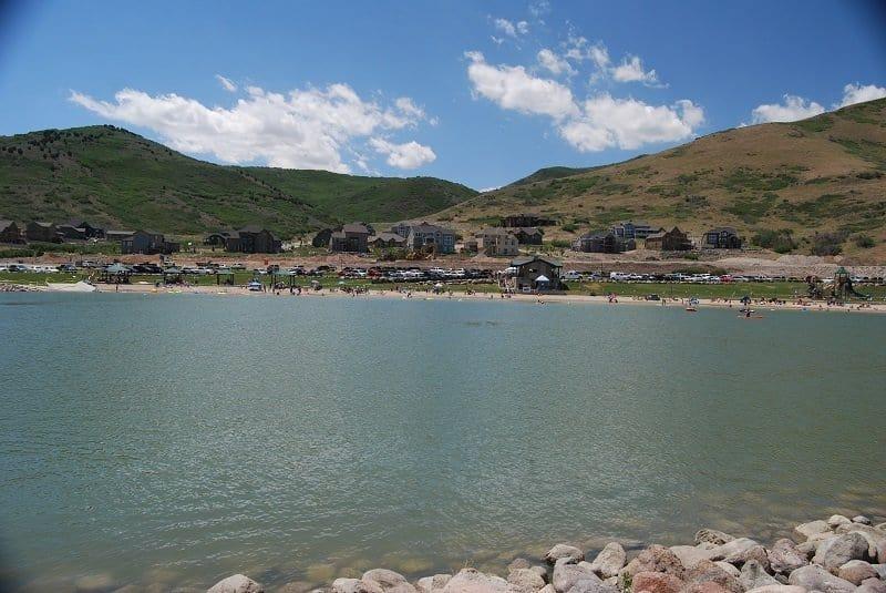 herriman-lake