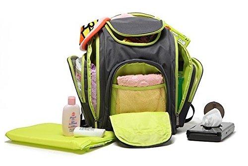 Kenox Unisex DIaper Backpack