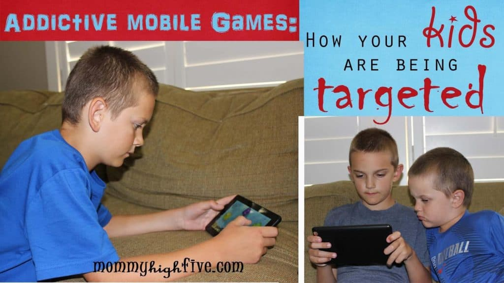 Mobile Games and Kids