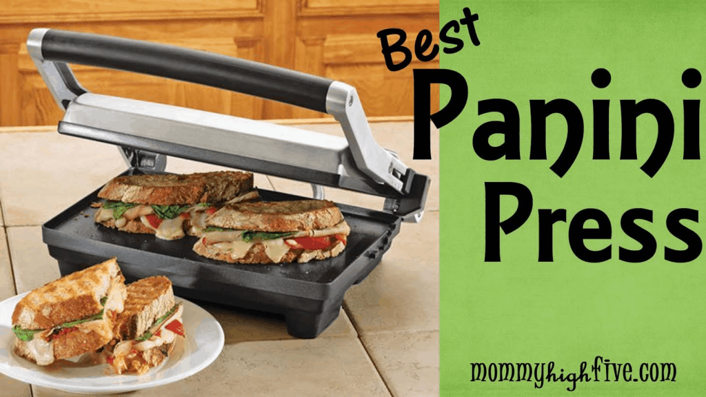 5 Best Budget Panini Presses for Your Kitchen in 2017