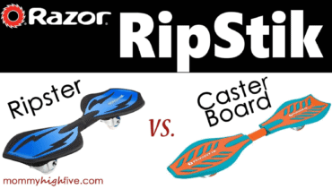 Razor RipStik Ripster vs Caster Board – Which do You Need?
