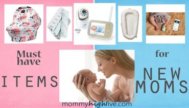 11 Good Gift Ideas and Must-Haves for New Moms
