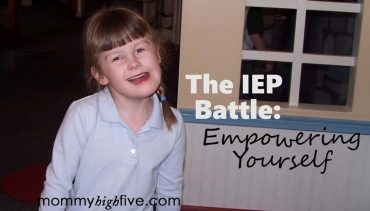 The IEP Battle: Empowering Yourself