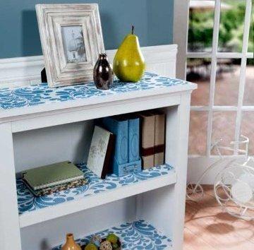 Shelf Liner Organization Tip