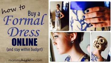 How to Save Money By Ordering a Formal Dress Online