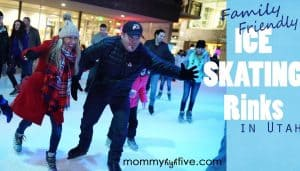 Five Family Friendly Ice Skating Rinks in Utah