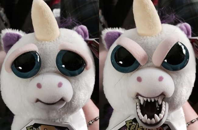Glenda Angry Unicorn