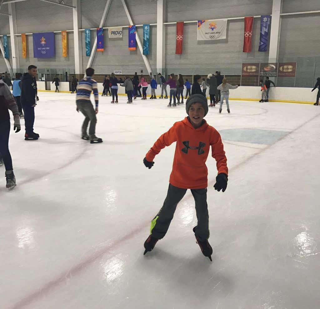 Peaks Ice Arena – Provo